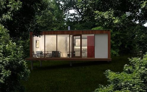 Casa modulare prefabbricata relax case modulari for Case modulari costi