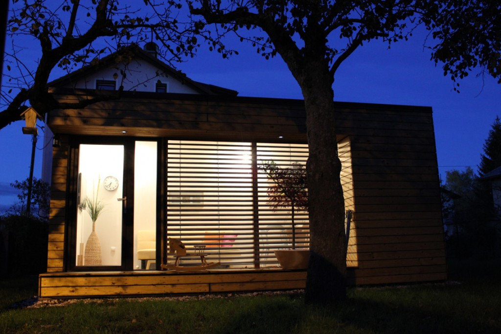 Moderna casa modulare padiglione case modulari for Case modulari costi